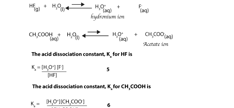 Whyre Hydrochloric Acid Nitric Acid And Sulfuric Acid Strong